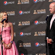 Tim Hasselbeck 3rd Annual KLOVE Fan Awards At The Grand Ole Opry House -  Press Room & Backstage