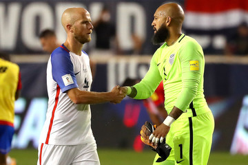Tim Howard Costa Rica v United States - FIFA 2018 World Cup Qualifier