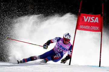 Tim Jitloff Audi Birds of Prey World Cup - Giant Slalom