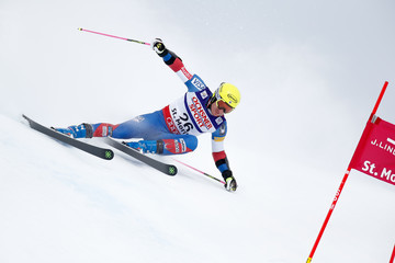Tim Jitloff FIS World Ski Championships - Men's Giant Slalom