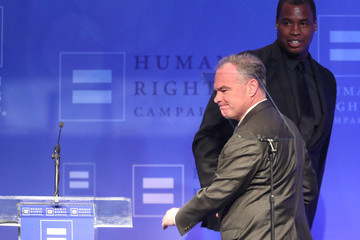 Tim Kaine Human Rights Campaign's 2017 Los Angeles Gala Dinner - Show