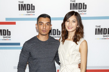 Tim Kash Gemma Chan Visits The IMDb Show