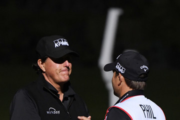 Tim Mickelson The Match: Tiger vs Phil