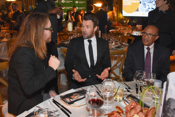 Tim Minchin Joel Edgerton and Friends Host the Inaugural Fundraising Gala for The Fred Hollows Foundation in Los Angeles Presented by Casa Noble Tequila