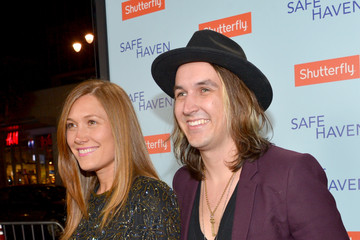 """Tim Myers Premiere Of Relativity Media's """"Safe Haven"""" - Red Carpet"""