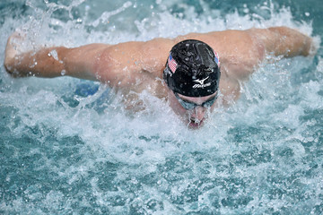 Tim Phillips FINA/airweave Swimming World Cup 2016 - Day 2