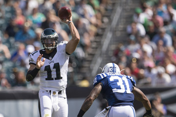 Tim Tebow Indianapolis Colts v Philadelphia Eagles