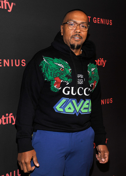 Spotify's Secret Genius Awards Hosted By NE-YO - Arrivals