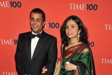 Chetan Bhagat Time's 100 Most Influential People in the World Gala - Red Carpet