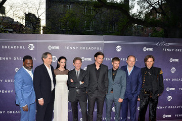Timothy Dalton 'Penny Dreadful' Premieres in NYC