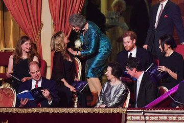 Timothy Laurence The Queen's Birthday Party