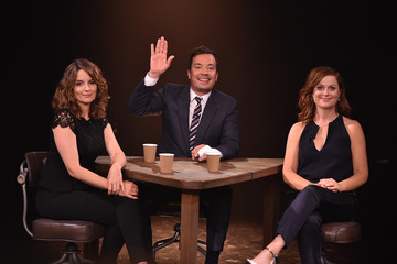 Tina Fey Tina Fey and Amy Poehler Visit 'The Tonight Show Starring Jimmy Fallon'