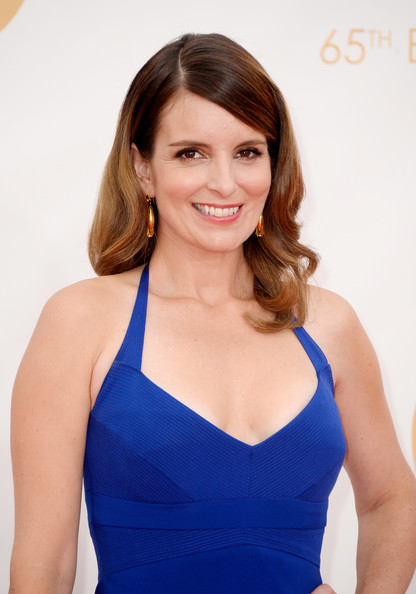 Tina Fey - Arrivals at the 65th Annual Primetime Emmy Awards — Part 5
