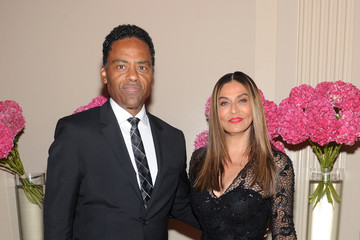 Tina Knowles Inside the Angel Ball in NYC
