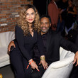 Tina Knowles STARZ POWER Season 6 Red Carpet And Premiere Event At Madison Square Garden
