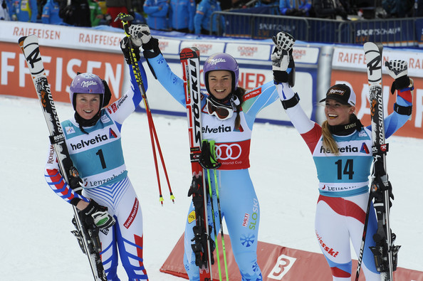 Audi FIS World Cup - Men's and Women's Overall Globe Awards