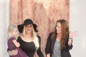 Tina Simpson Jessica Simpson & Nordstrom Present A Fashion Show At The Grove