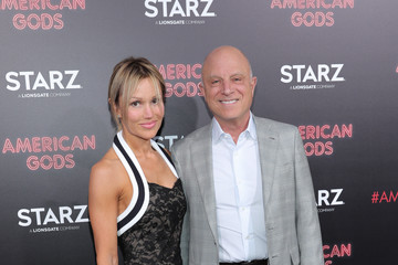 Tina Trahan Premiere Of Starz's 'American Gods' - Arrivals