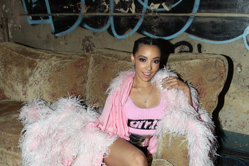 Tinashe MTV's 'Wonderland' LIVE Show - Thursday, November 17, 2016