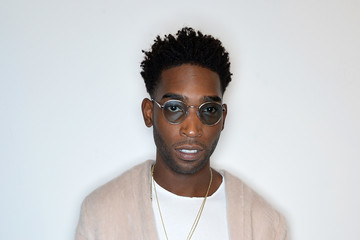 Tinie Tempah A Cold Wall* - Backstage - LFWM June 2017