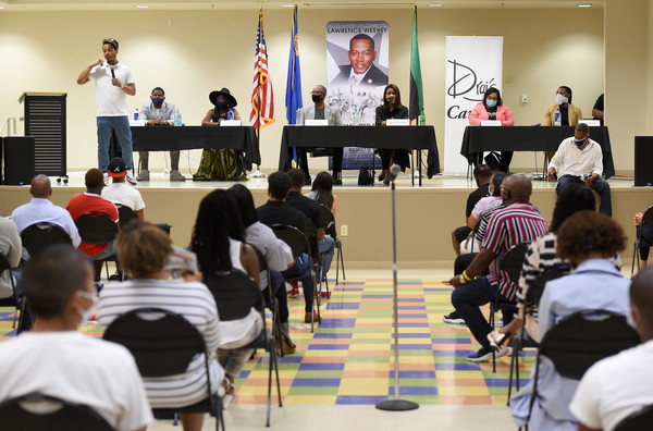 Clark County, Nevada Hosts Policing And Race Summit Moderated by T.I.