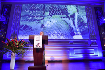 Tippi Hedren The Tailwaggers Foundation, 2017 Waggy Awards