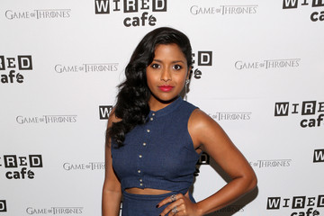 Tiya Sircar Wired Care at Comic-Con