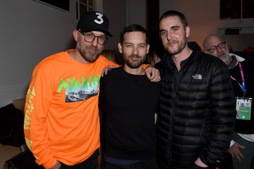 Tobey Maguire DIRECTV Lodge Presented By AT&T Hosted 'Brittany Runs A Marathon' Party At Sundance Film Festival 2019