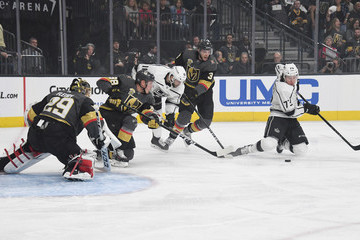 Tobias Rieder Los Angeles Kings v Vegas Golden Knights - Game One