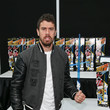 Toby Kebbell Backstage Creations Celebrity Retreat At New York Comic Con - Day 1