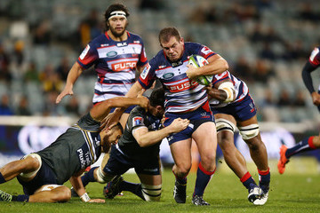 Toby Smith Super Rugby Rd 15 - Brumbies v Rebels