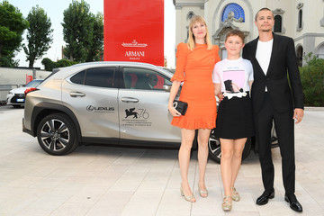Toby Wallace Eliza Scanlen Lexus At The 76th Venice Film Festival - Day 11