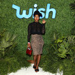 Toccara Jones Reactify Events X Wish: A Collaboration Jungle Event - A Night Of Music, Fashion And Entertainment