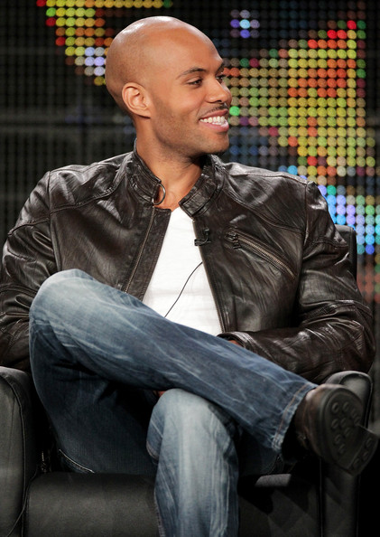 Todd Williams (actor) Winter TCA Tour Day