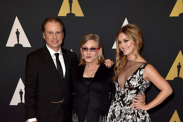 Todd Fisher Academy of Motion Picture Arts and Sciences' 7th Annual Governors Awards - Arrivals