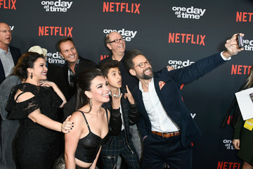 Todd Grinnell Premiere of Netflix's 'One Day at a Time' Season 2 - Arrivals