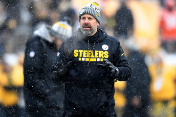Todd Haley Cleveland Browns vPittsburgh Steelers