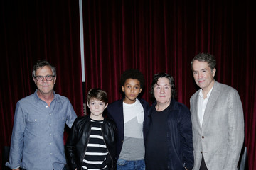 Todd Haynes Jaden Michael The Academy of Motion Picture Arts & Sciences Hosts an Official Academy Screening of 'WONDERSTRUCK'