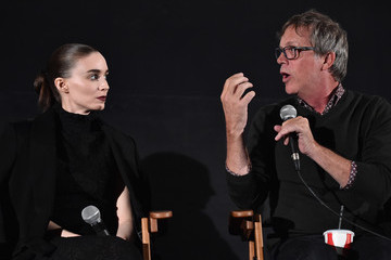 Todd Haynes Rooney Mara American Cinematheque Screening and Q&A for 'Carol'