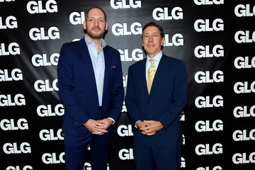 Todd Johnson George Bodenheimer, Former Executive Chairman of ESPN, Visits GLG (Gerson Lehrman Group)