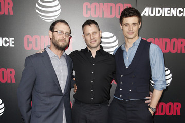 Todd Katzberg Premiere Of AT&T Audience Network's 'Condor' - Arrivals