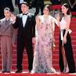 """Toko Miura """"Drive My Car"""" Red Carpet - The 74th Annual Cannes Film Festival"""