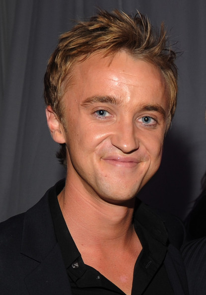 tom felton and jade kiss. 2011 tom felton and jade