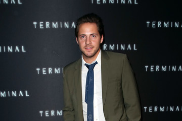 "Tom Ackerley Premiere Of RLJE Films' ""Terminal"" - Arrivals"