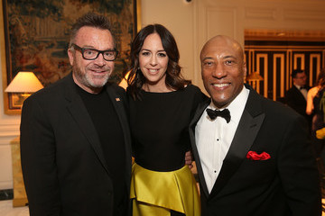 Tom Arnold Byron Allen's Oscar Gala Viewing Party To Support The Children's Hospital Los Angeles - Inside