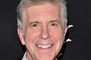Tom Bergeron ABC's 'Dancing With The Stars' Season 23 Finale - Arrivals