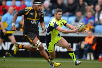 Tom Brady Wasps v Sale Sharks - Aviva Premiership