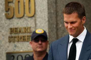 Tom Brady Tom Brady and Roger Goodell Return to Court Over 4-Game Suspension