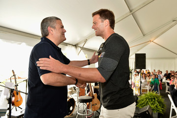 Tom Brady Best Buddies Challenge: Hyannis Port 2015 - Luncheon