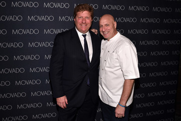 Tom Colicchio GQ And Movado Host An Exclusive Dinner By Tom Colicchio's Fowler And Wells At The Beekman